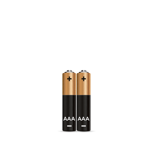 AAA Batteries - 2 Pack